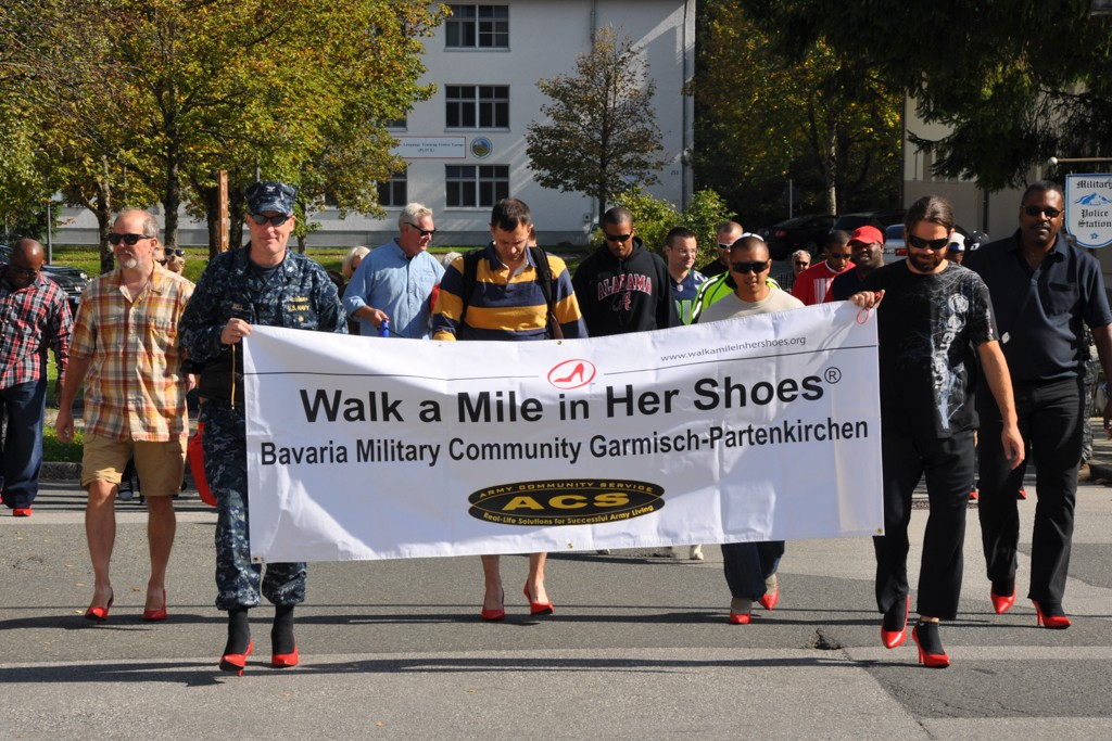 Military against domestic violence